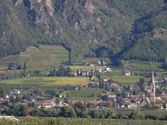 Terlano in Alto Adige