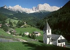 Tiers in Südtirol