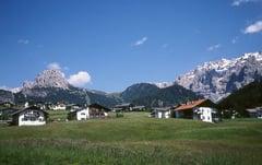 Selva di Val Gardena in Alto Adige