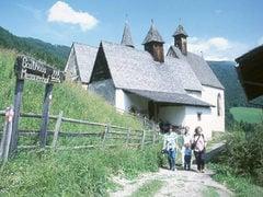 Abtei in Südtirol