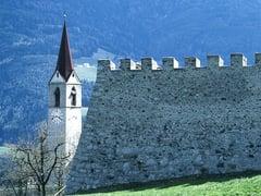 Feldthurns in Südtirol
