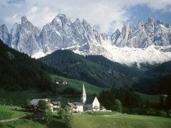 Funes in Alto Adige