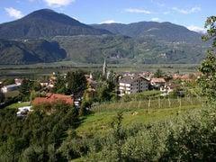 Gargazon in Südtirol