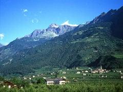 Algund in Südtirol