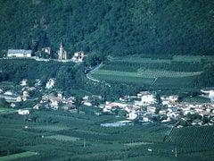 Burgstall in Südtirol