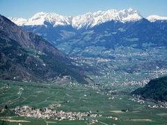 Partschins in Südtirol