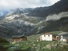 Moos in Passeier Südtirol