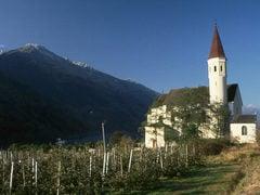Laas in Südtirol