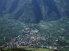 Latsch in Südtirol