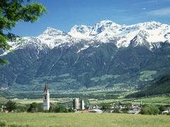 Mals in Südtirol