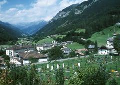 Gossensass in Südtirol