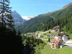 Trafoi in Südtirol
