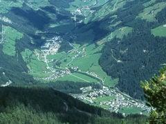 Luttach in Südtirol
