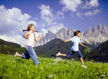 Settimane per famiglie nel parco nazionale dello Stelvio da 455,00 Euro