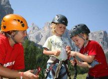 Estate per bambini nelle Dolomiti da 266,00 Euro