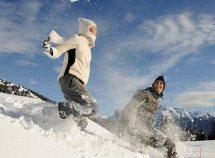 Sole e divertimento sulla neve 4=3 da 435,00 Euro