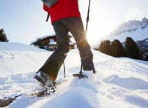 Schneeschuh- & Wellnessgenuss am schönsten Balkon zu den Dolomiten ab 639,00 Euro