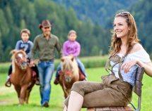Vacanza in famiglia - 7 giorni al Sonnenhof da 602,00 Euro