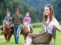 Vacanza in famiglia - 7 giorni al Lanerhof da 693,00 Euro