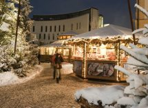 Adventsweekend in den Bergen ab 282,00 Euro