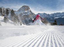 Skiurlaub in den Dolomiten 6+1