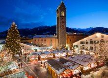 Eröffnung vom Weihnachtsmarkt