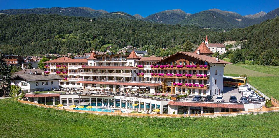 Hotel Kronblick Chienes Val Pusteria Recensioni